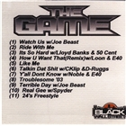 <span>The Game Mix CD Vol. 1 [Explicit]</span>
