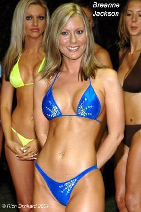 Resaca beach bikini contests