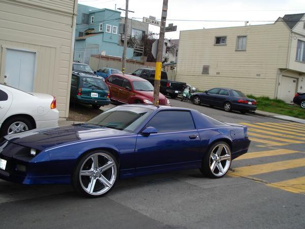 22s And Up Third Generation F Body Message Boards