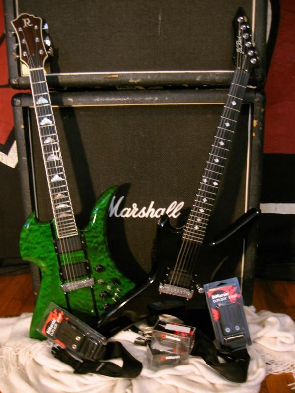 Classic - Mockingbird By Chuck Schuldiner guitar giveaway
