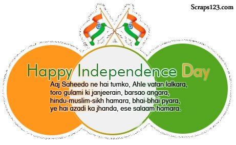 Indian-Independence-Day Image - 1