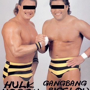 The Anal Tag Team