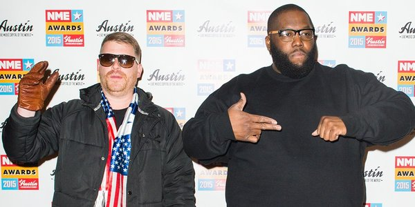 """Watch Run the Jewels' Video For """"Close Your Eyes (And Count To F*ck)"""" (Feat. Zack De La Rocha)"""