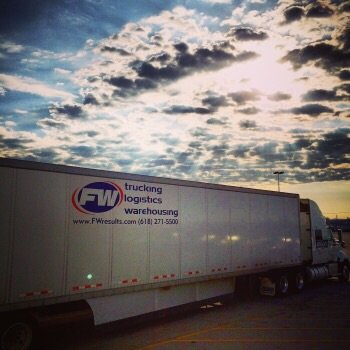 In 2015, the FW Trucking fleet grew from 25 trucks to 51 trucks.