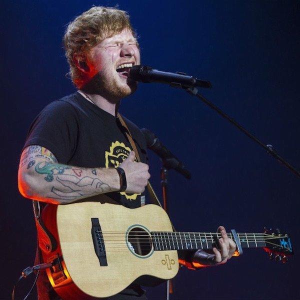 Ed Sheeran Meets a Terminally Ill 6-Year-Old Backstage at Manchester Gig