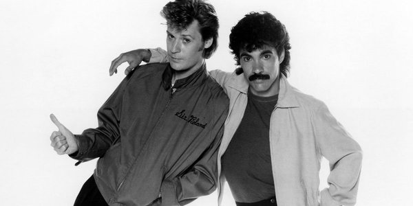 Hall & Oates Not a Fan of Puns; Sues Company For Their