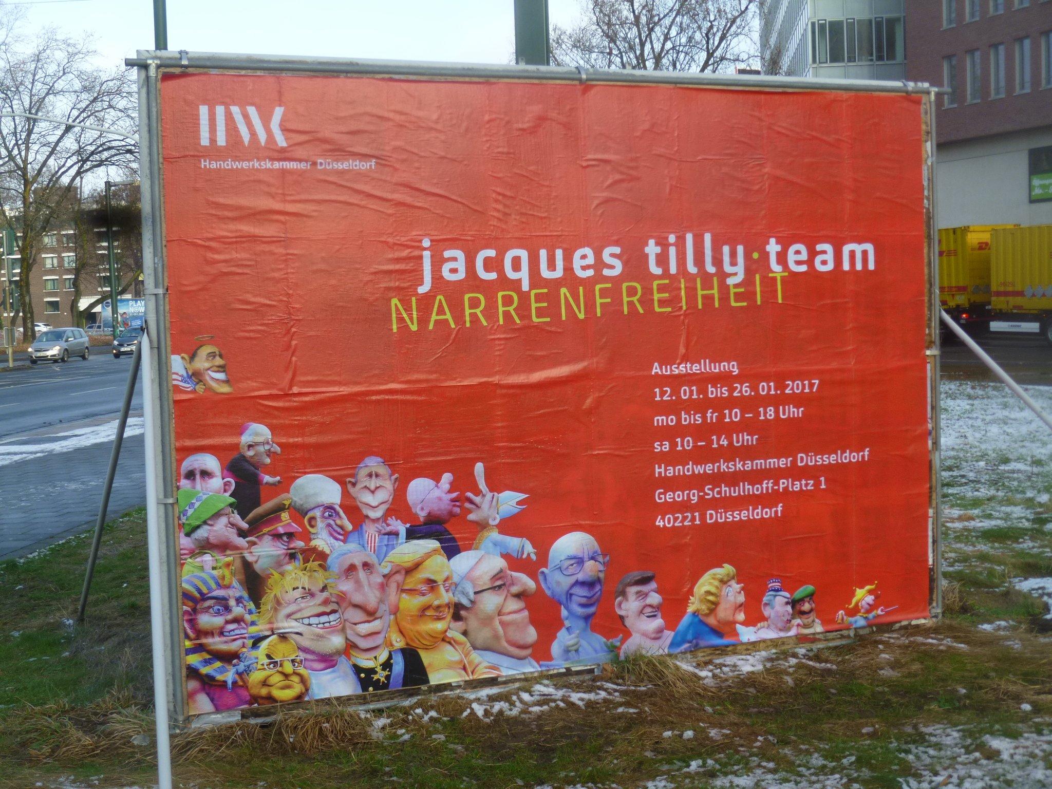 Jacques Tilly - Ausstellung