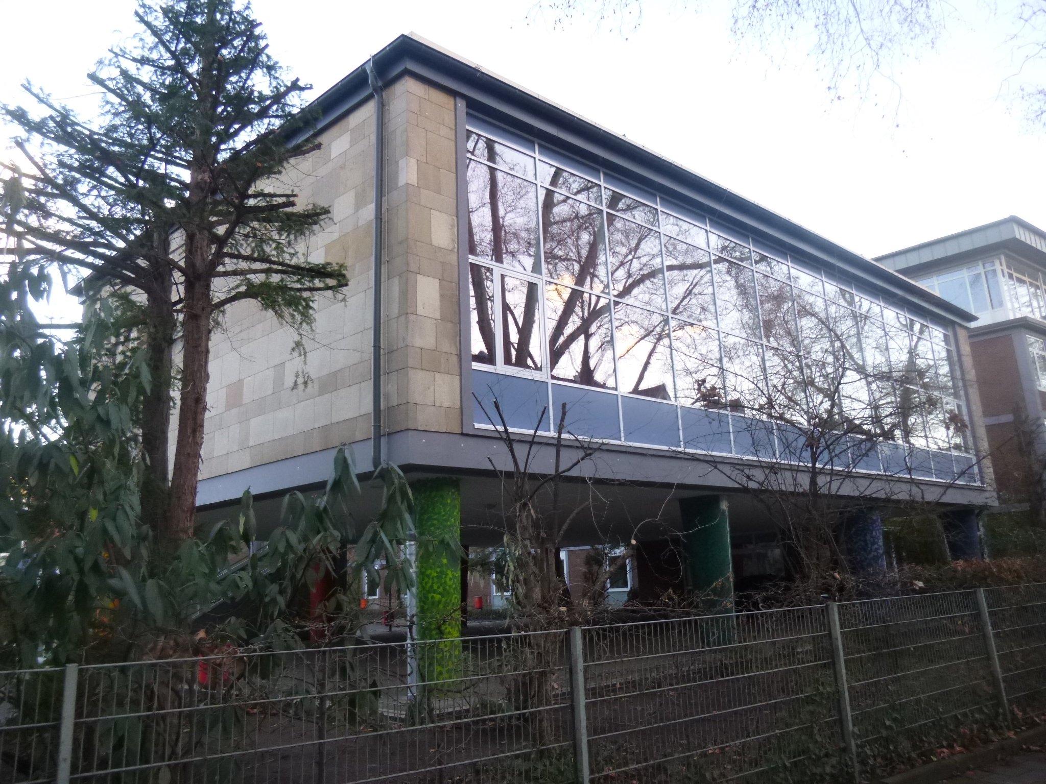 Aula - Werner-von-Siemens-Realschule