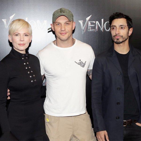 Tom Hardy Transforms Into Villainous 'Venom' in New Trailer
