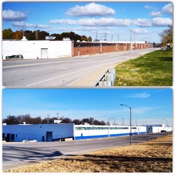 FW Warehousing is proud to revamp the Midwest by utilizing abandoned spaces, such as the facility in this photo located off Interstate 55.