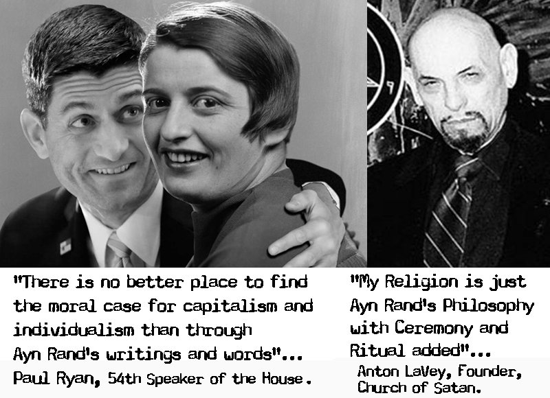 Image result for trump ayn rand