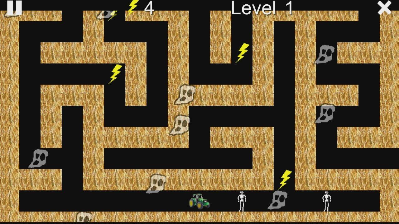 Corn Maze - cover
