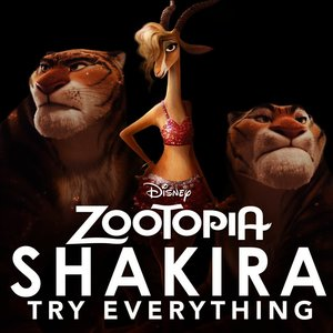 Where to find zootopia shakira try everything mp3 download.