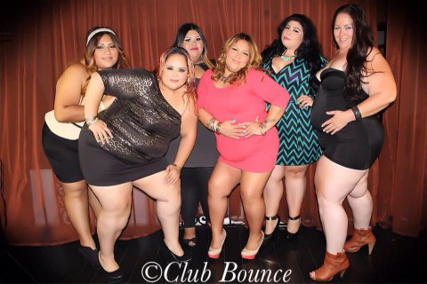 Bbw club bounce
