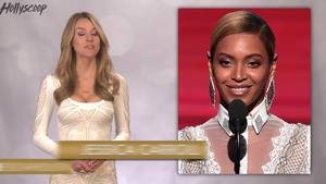 Bruno Mars SHOUTS at Beyonce as She Announces Record of the Year at Grammys 2016.mp4 view on myspace.com tube online.