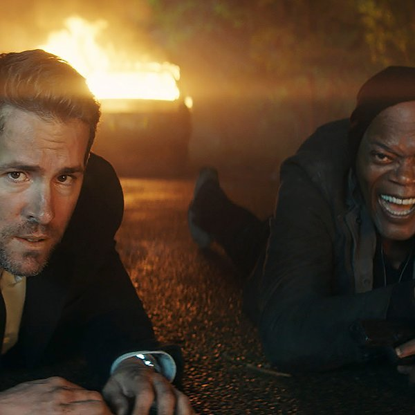 Samuel L. Jackson and Ryan Reynolds beat the hell out of each other in The Hitman's Bodyguard trailer