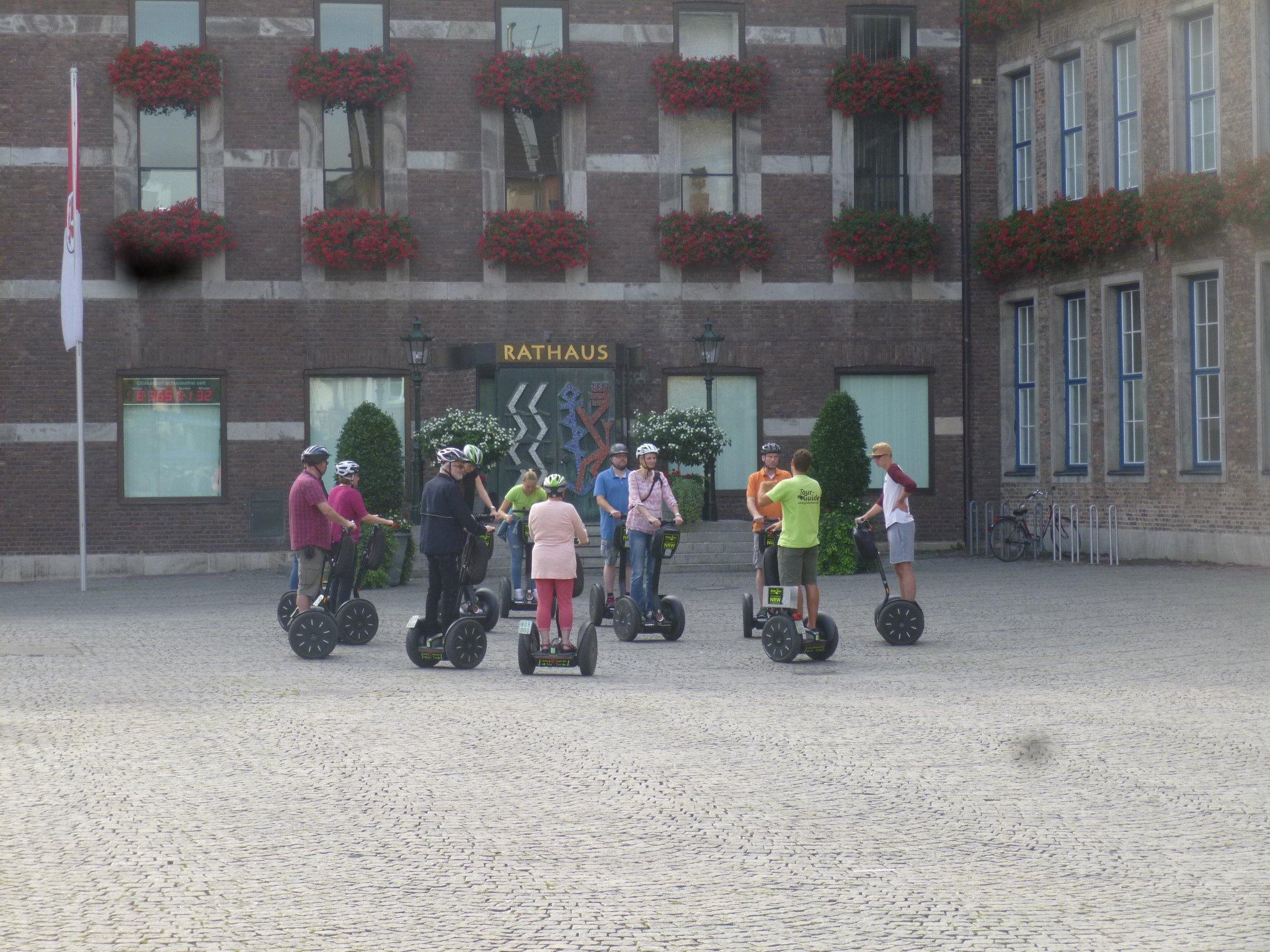 motorisierter Mob