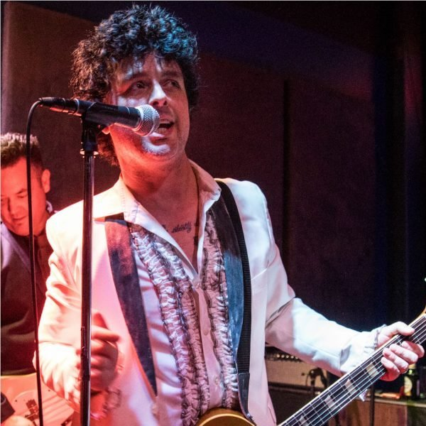 Check out members of Green Day and Guns N' Roses covering The Damned, Nirvana, Bowie and more