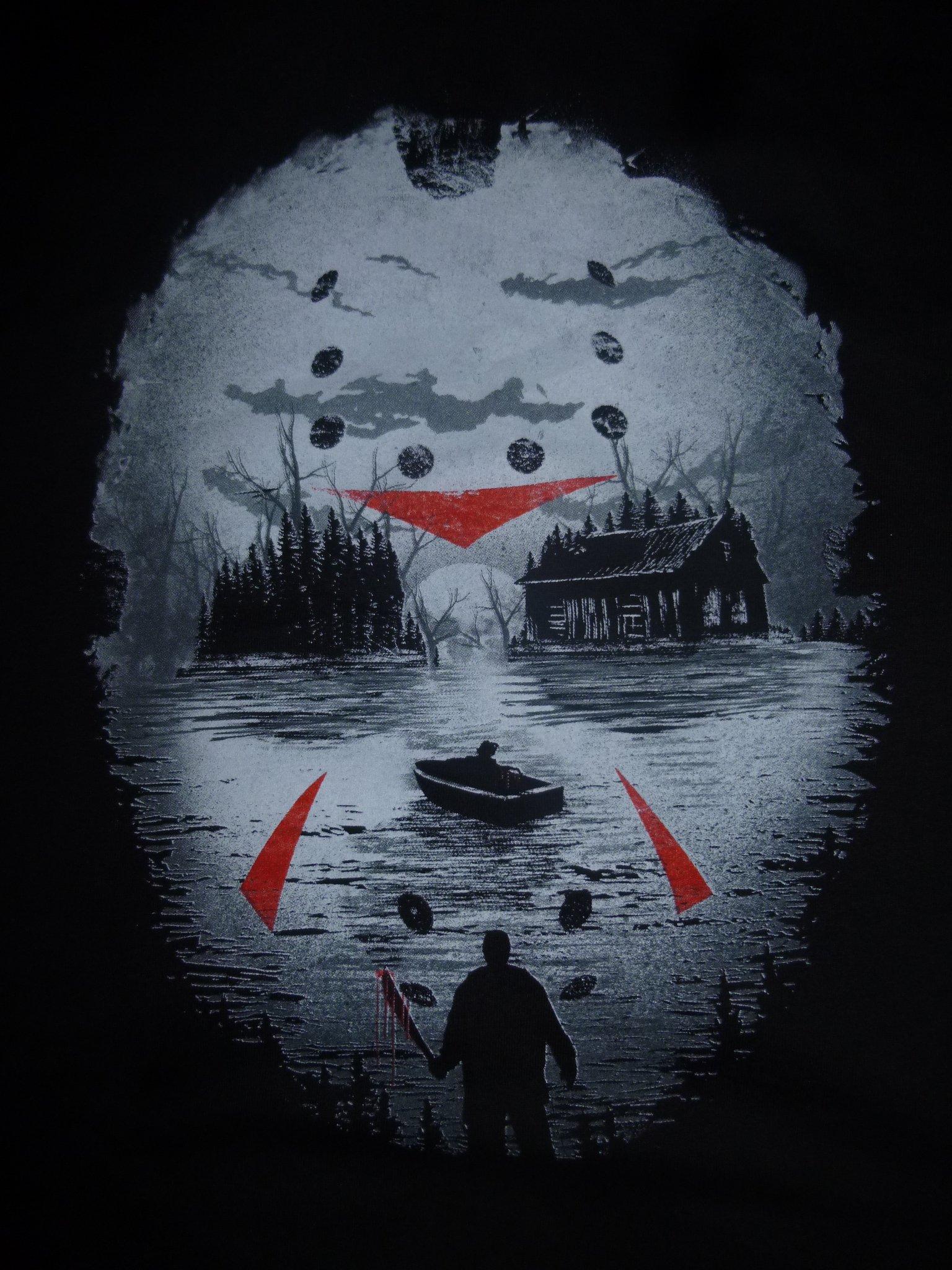 T-Shirt Friday Night Terror