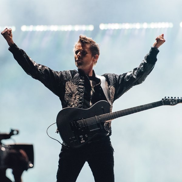 Muse's sonic spectacular opens Lisbon's Rock In Rio 2018