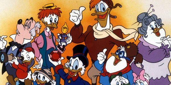'DuckTales' Returning to Your Television in 2017