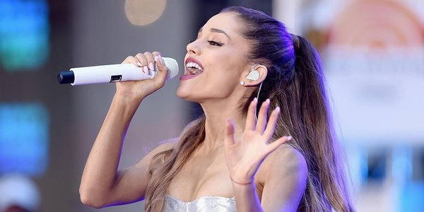 Go Behind the Scenes of Ariana Grande's Apocalyptic Video For
