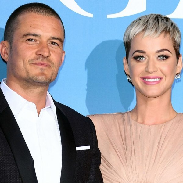 Katy Perry outbids fan for $50,000 date with boyfriend Orlando Bloom